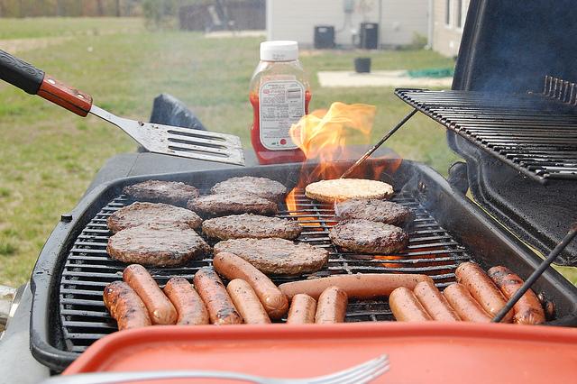 Hotdog-hamburgers